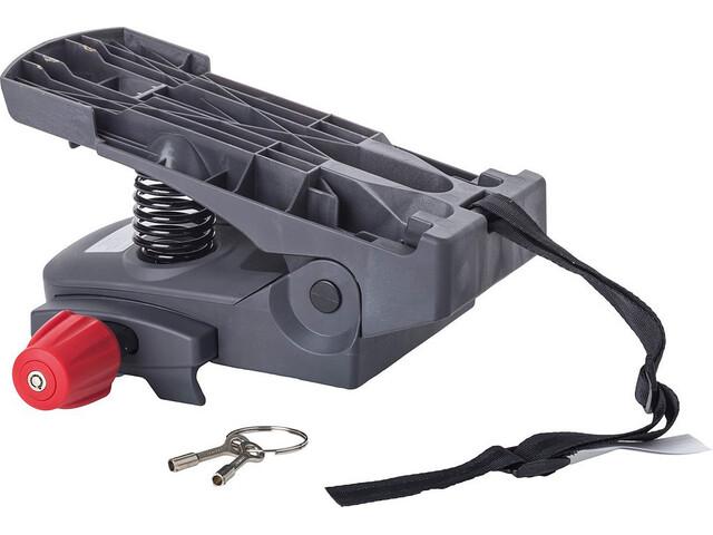 Hamax Bagagebærer-adapter grå